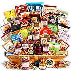 Gourmet Snacks Family Gift Basket