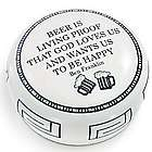 Beer Quote Paperweight