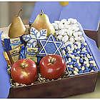Hanukkah Fruit and Sweets Box