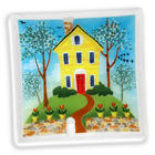 "10"" Spring Home Plate"