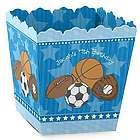 Personalized Kids Birthday Candy Box