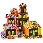 Halloween Haunted House Treat Gift Tower