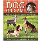 Dog Origami Kit with Book & Paper
