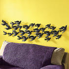 Flock of Birds Wall Art
