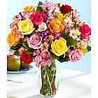 Deluxe Smiles and Sunshine Bouquet