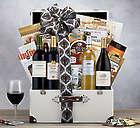 California Wine Trunk Gift Basket