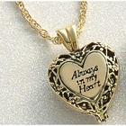 Always in My Heart Locket