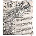 Pride and Prejudice Throw