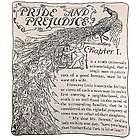 Pride and Prejudice Throw