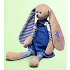 Personalized Large Cody Boy Bunny