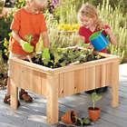 My First Garden Kids Raised Planter