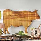 "16"" Cow Wood Board"