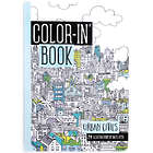 Urban Cities Travel Sized Color-In Book
