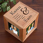 To Love You Personalized Photo Cube
