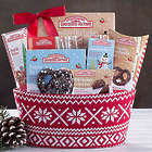 Rocky Mountain Chocolate Christmas Gift Basket