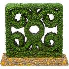 Square Hedge Aquarium Ornament