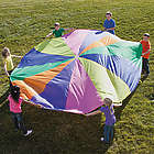 Super Sturdy Parachute Outdoor Toy