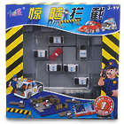 Police Car Puzzle Toy