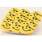 The Double Header 24 Pittsburgh Pirates Smiley Cookies