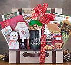 Santa's Trunk Gift Box