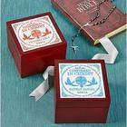 Confirmation Memories Personalized Tile Keepsake Box