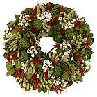"Herb Pesto 18"" Wreath"