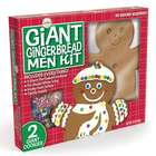 Giant Gingerbread Men Cookie Kit