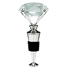 Diamond Bottle Stopper