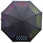 Color-Changing Rainbow Umbrella