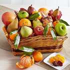 Simply Fresh and Dried Fruit in Gift Basket