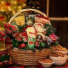 Holiday Celebrations Medium Gift Basket