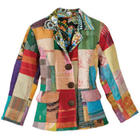 Reversible Kantha Jacket