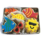 Gone Fishing Sugar Cookie Gift Tin