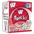 University of Wisconsin Spot It! Game