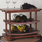 Mini Wine Stave Display