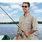 Personalized Fishing Shirts with Monogram