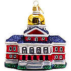 Boston Massachusetts State House Landmark Ornament