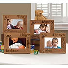 Personalized Brothers and Sisters Picture Frame