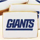 NFL New York Giants Cookies