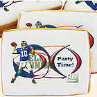 NFL Eli Manning Cookies