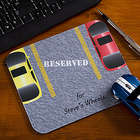 Reserved For Personalized Mouse Pad