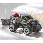 Radio Controlled Off-Road Camo Toy Truck
