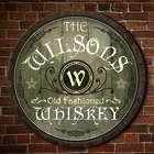 McLoughlin Personalized Irish Whiskey Bar Sign