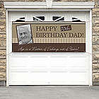 Personalized Photo Special Birthday Banner