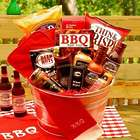 Bud Time Barbecue Gift Tub