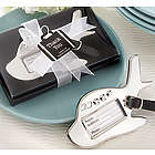 Airplane Luggage Tag Favors