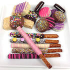 Springtime Treats and Chocolate Dipped-Snacks Sampler