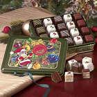 Christmas Petits Fours Gift Tins