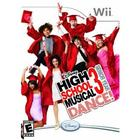 High School Musical 3: Senior Year Dance! Nintendo Wii Video Game
