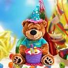 Brownie the Happy Birthday Bear Stuffed Animal